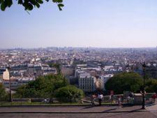 Panorama de pe Montmartre