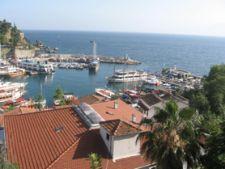 Antalya, port