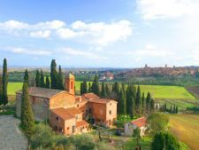 Montepulciano panorama