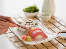 De ce este bun sushi pentru sanatate