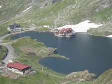 Balea, un loc special pentru impatimitii de munte