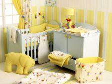 Cum amenajezi camera bebelusului