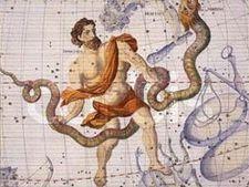 Ophiuchus, Purtatorul de serpi, intre un egiptean din antichitate si o legenda greceasca