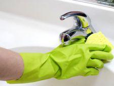 curatare robinet