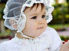 Cum sa imbraci bebelusul la botez