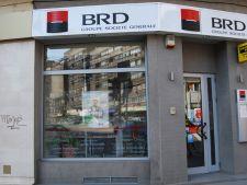 BRD anunta pentru 2010 dobanzi mai mici la credite, dar si executari silite