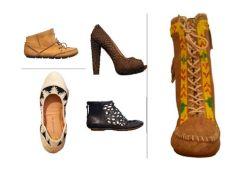 Pantofi si sandale primavara-vara 2010