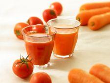 Pericolele din sucurile de fructe si legume