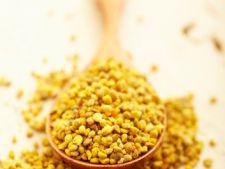 Cura cu polen pentru o sanatate de fier