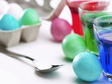 Cum sa vopsesti ouale in culori obtinute natural