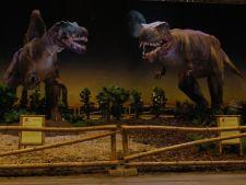 Mega expozitia Dino - Zilele Dinozaurilor