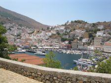 Hydra panorama port
