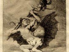 Capriciile lui Goya la Muzeul National de Arta al Romaniei