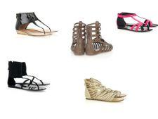 Sandale fermoar