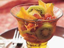 Reteta pentru cea mai buna salata de fructe