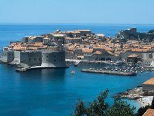 La mare la Dubrovnik