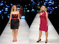 Rochie femei cu forme