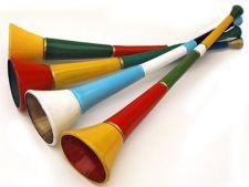 Cat de rau afecteaza urechile vuvuzela?