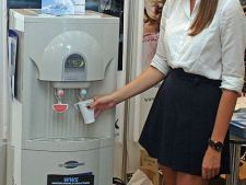 aparat  de apa cu aer