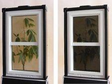 geam transparenta temperatura