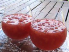 bautura crema de pepene rosu
