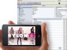 ipod iphone apple muzica