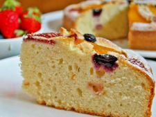 prajitura fructe