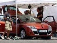 New Renault Megane Filmed