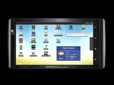 Archos internet tablet ipad