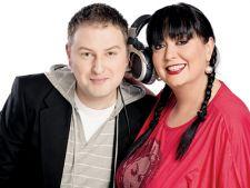 Monica Anghel si Bogdan Miu