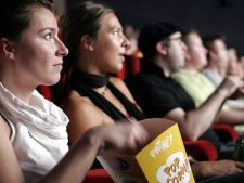 Spectatori la cinema