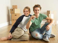Cuplu in apartament