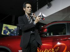 Stefan Banica lansare album