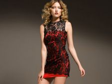 Rochie de dantela Dolce & Gabbana