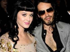 Katy Perry si Russell Brand
