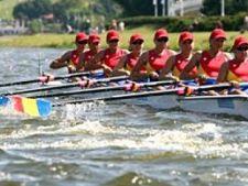 Echipa de canotaj feminin a Romaniei