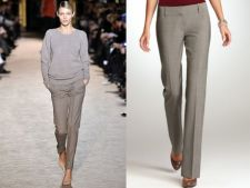 Pantaloni iarna