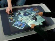 Microsoft Touchscreen