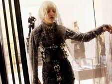 Lady Gaga in doliu