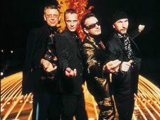 U2 a concertat in secret in Romania