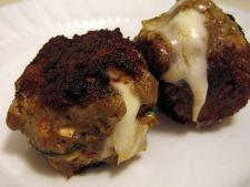 chiftelute mozzarella