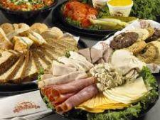 Meniu cu aperitive de Anul Nou