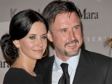 Courteney Cox si David Arquette