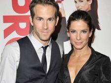 Ryan Reynolds si Sandra Bullock
