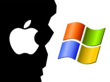 Microsoft si Apple