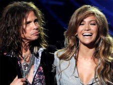 Jennifer Lopez si Steven Tyler