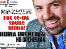 Afis concert Horia Brenciu