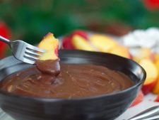 ciocolata fructe