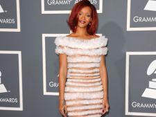 Rihanna la premiile Grammy 2011