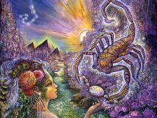 fecioara scorpion